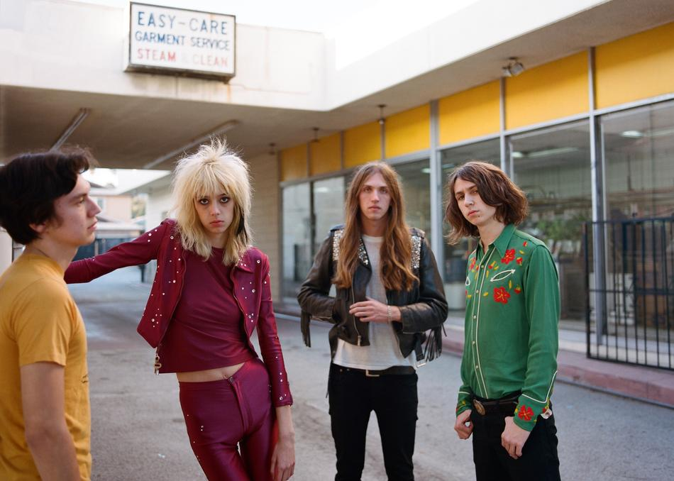 "Starcrawler release ""Loves Gone Again"" video. The band play two shows at CMW 2018 in Toronto, May 11-12."