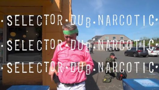 "Selector Dub Narcotic (Calvin Johnson) Shares ""Bounce It Out"" Video"