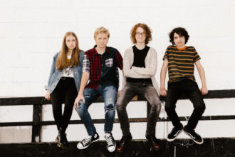 "Calpurnia releases new single ""Greyhound"""