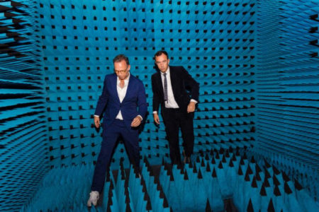"""Essential"" by Soulwax is Northern Transmissions' 'Song of the Day'"