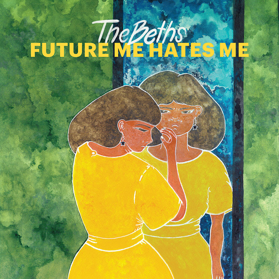 The Beths announce debut 'Future Me Hates Me', share title-track and video.