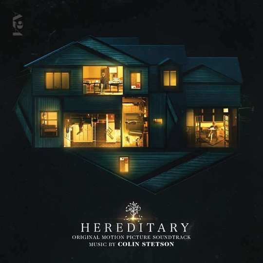 'Hereditary' soundtrack By Colin Stetson, album review by Andy Resto