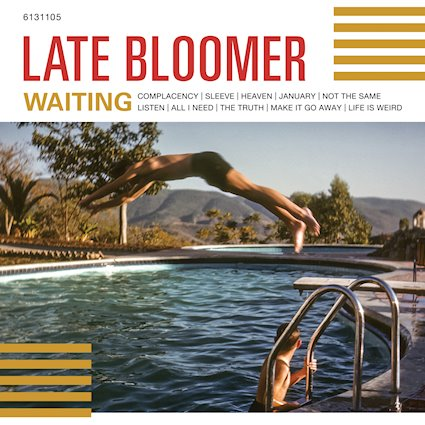 """""""Heaven"""" by Late Bloomer is Northern Transmissions' 'Song of the Day'."""