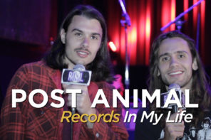 Post Animal members Wes and Dalton guest on 'Records In My Life'