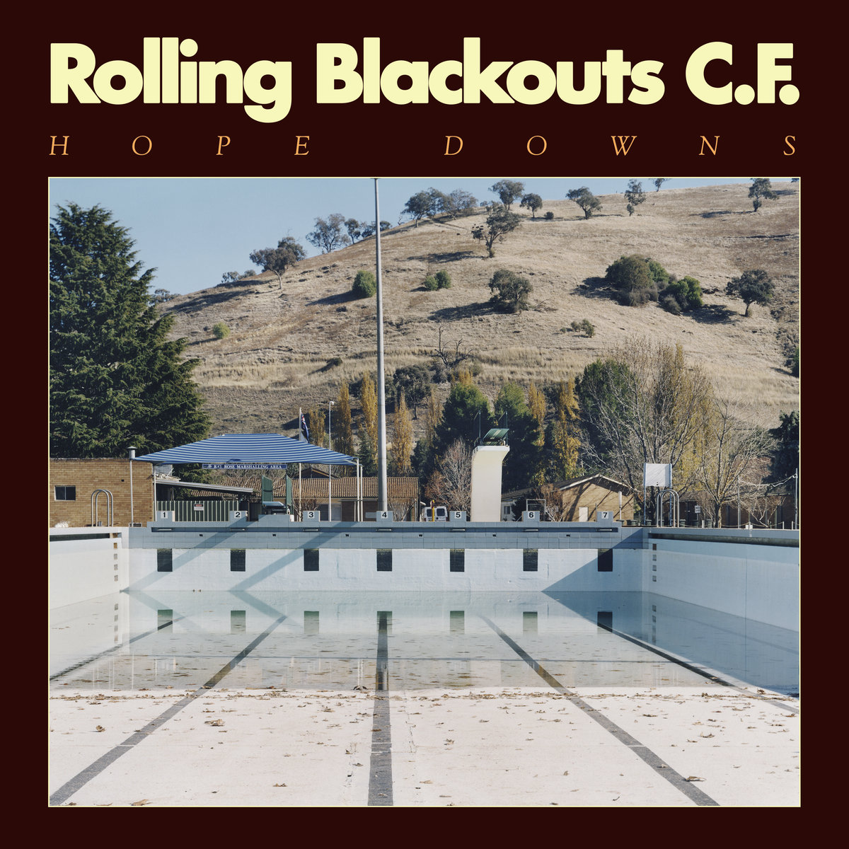 Northern Transmissions' Rolling Blackouts Coastal Fever
