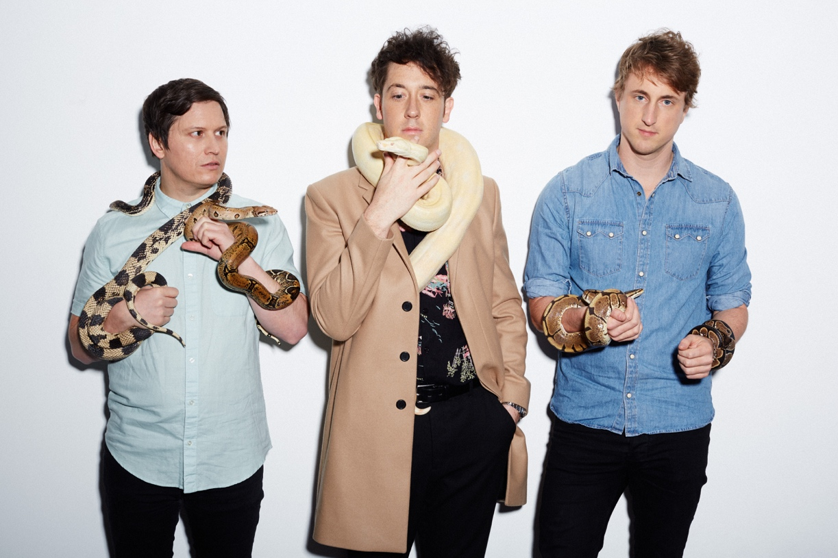 The Wombats Interview For Northern Transmissions