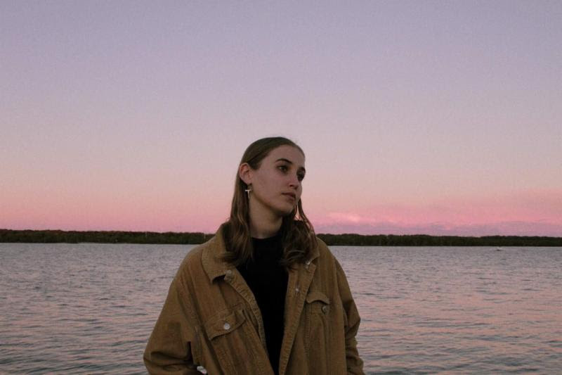 "Hatchie debuts video for ""Bad Guy"""