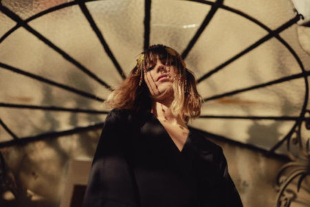 "Melody's Echo Chamber debuts ""Cross My Heart"""