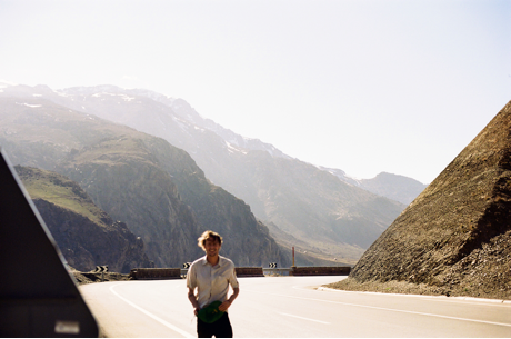 "Northern Transmissions' 'Song of the Day' ""Murmurations"" by Ben Howard"