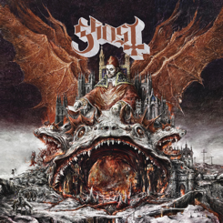 'Prequelle' by Ghost album review by Adam Williams for Northern Transmissions