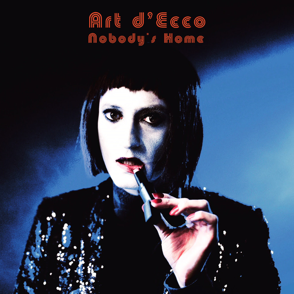 """""""Nobody's Home"""" by Art d'Ecco is Northern Transmissions 'Song of the Day.'"""