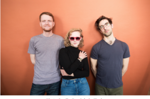 """""""Talk With Your Hands"""" by Bad Bad Hats is Northern Transmissions' 'Song of the Day'"""