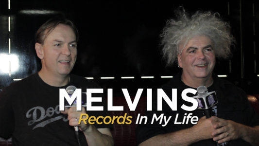 Buzz Osborne and Dale Crover from Melvins guest on 'Records In My Life'