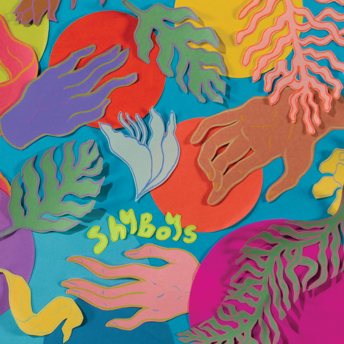Shy Boys 'Bell House' LP review for Northern Transmissions by Leslie Chu