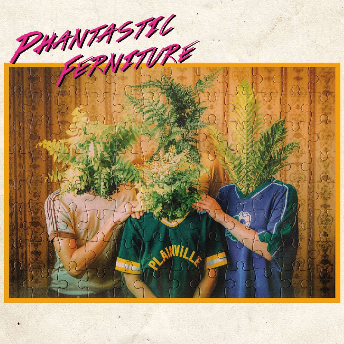 Phantastic Ferniture 'Phantastic Ferniture' album review by Adam Williams for Northern Transmissions.