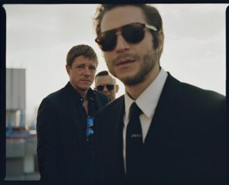"""Interpol debut video for """"The Rover"""" off their upcoming release 'Marauder.' The full-length comes out on August 24th via Matador Records."""