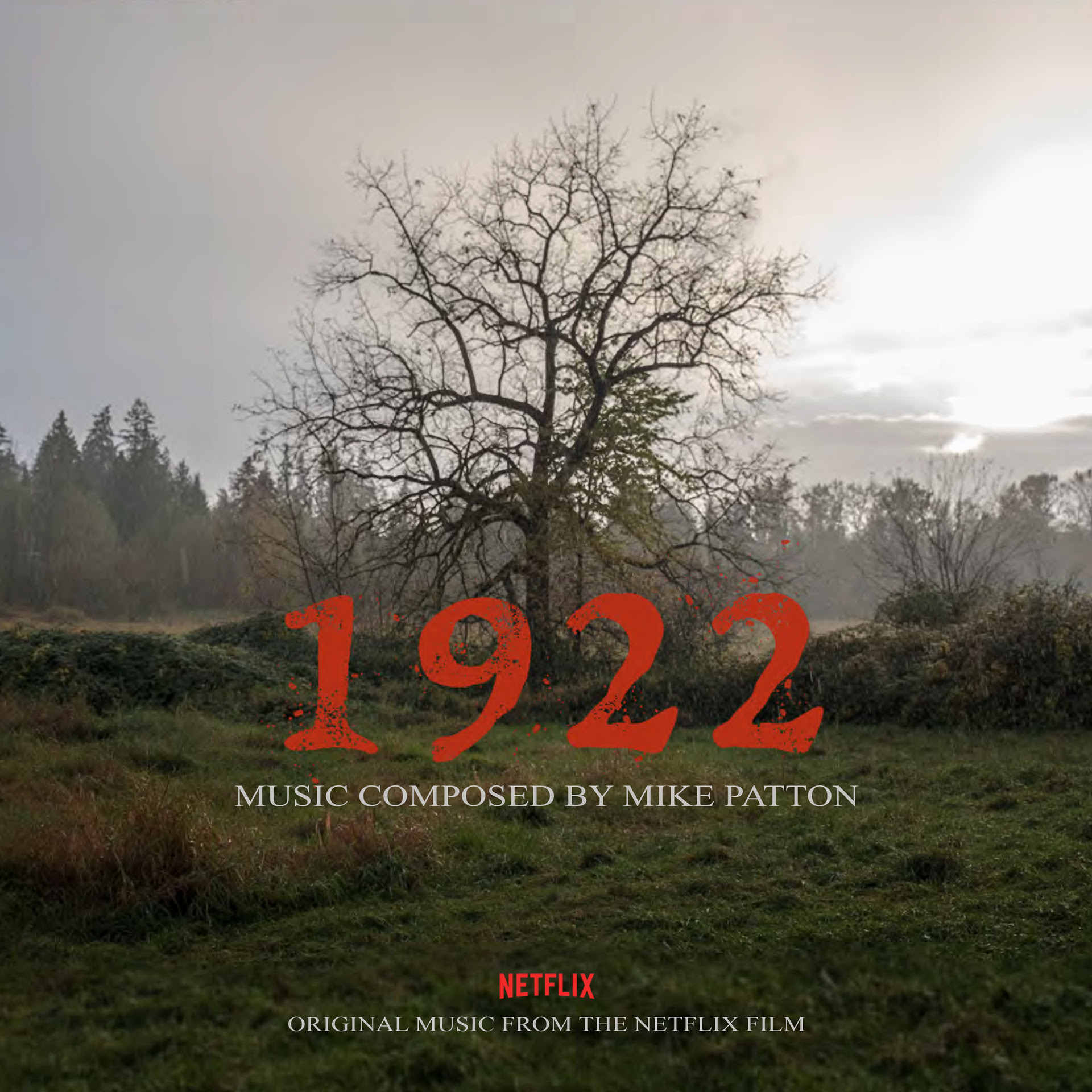 '1922 Soundtrack' Mike Patton, album review by Andy Resto, for Northern Transmissions