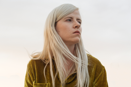 "Amber Arcades shares new single ""Alpine Town"""