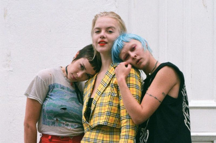 Dream Wife announce opening slot call, for upcoming tour dates. Along with London Girls Rock Camp.