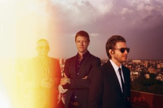 """Interpol release new single """"Number 10."""" The single is off their forthcoming release ''Marauder'"""