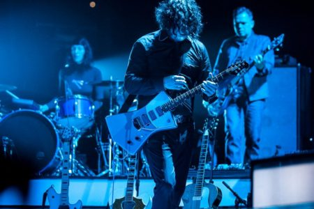 Review of Jack White live: August 13, 2018 in Vancouver, BC, by Leslie Chu.