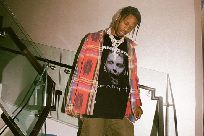 """Is Travis Scott's """"Astroworld"""" the Birth of an Icon? David Macintyre writes on rapper, who has already experienced a career full of peaks and valleys"""
