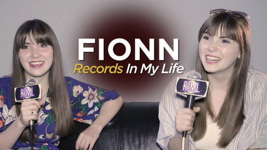 Fionn, guest on 'Records In My Life'