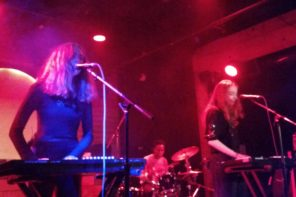 Let's Eat Grandma 'Live. Leslie Chu reviews the UK bands August 30th show in Vancouver, BC.
