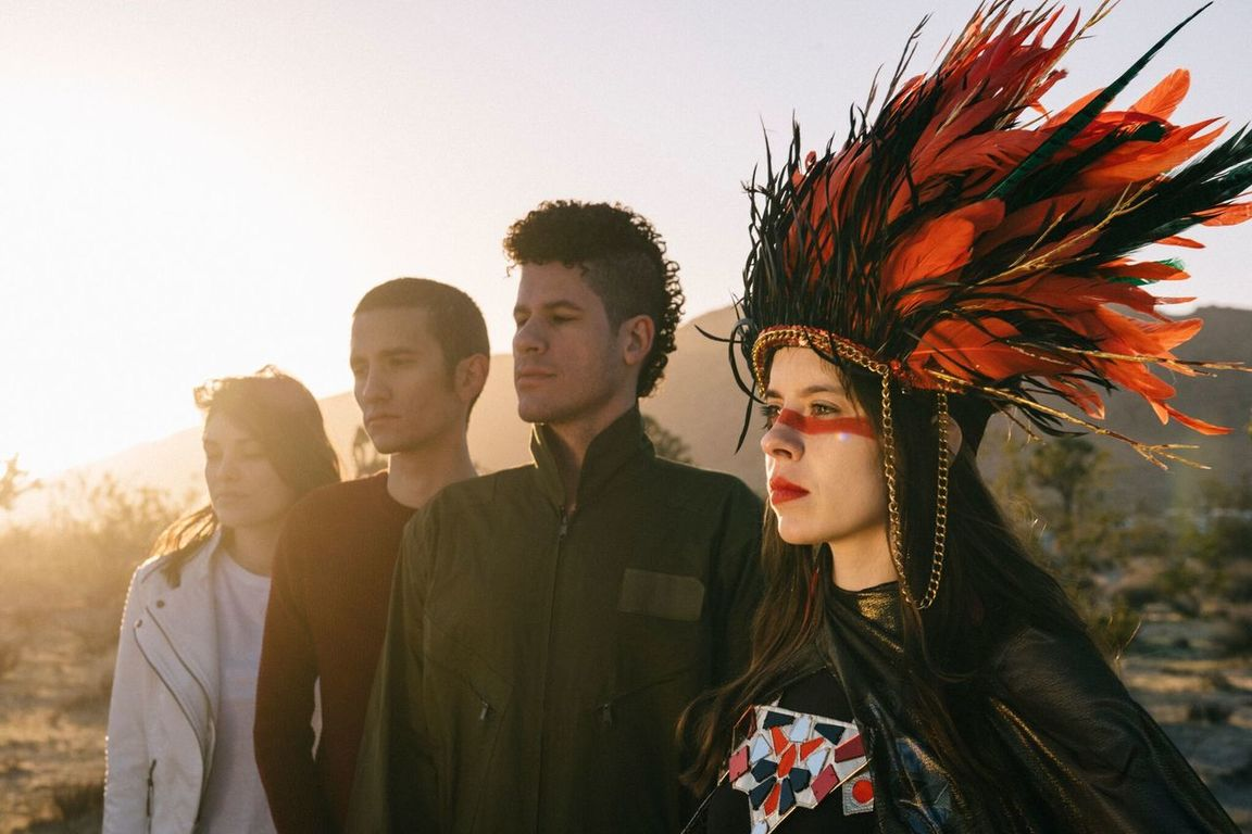 Le Butcherettes Interview For Northern Transmissions