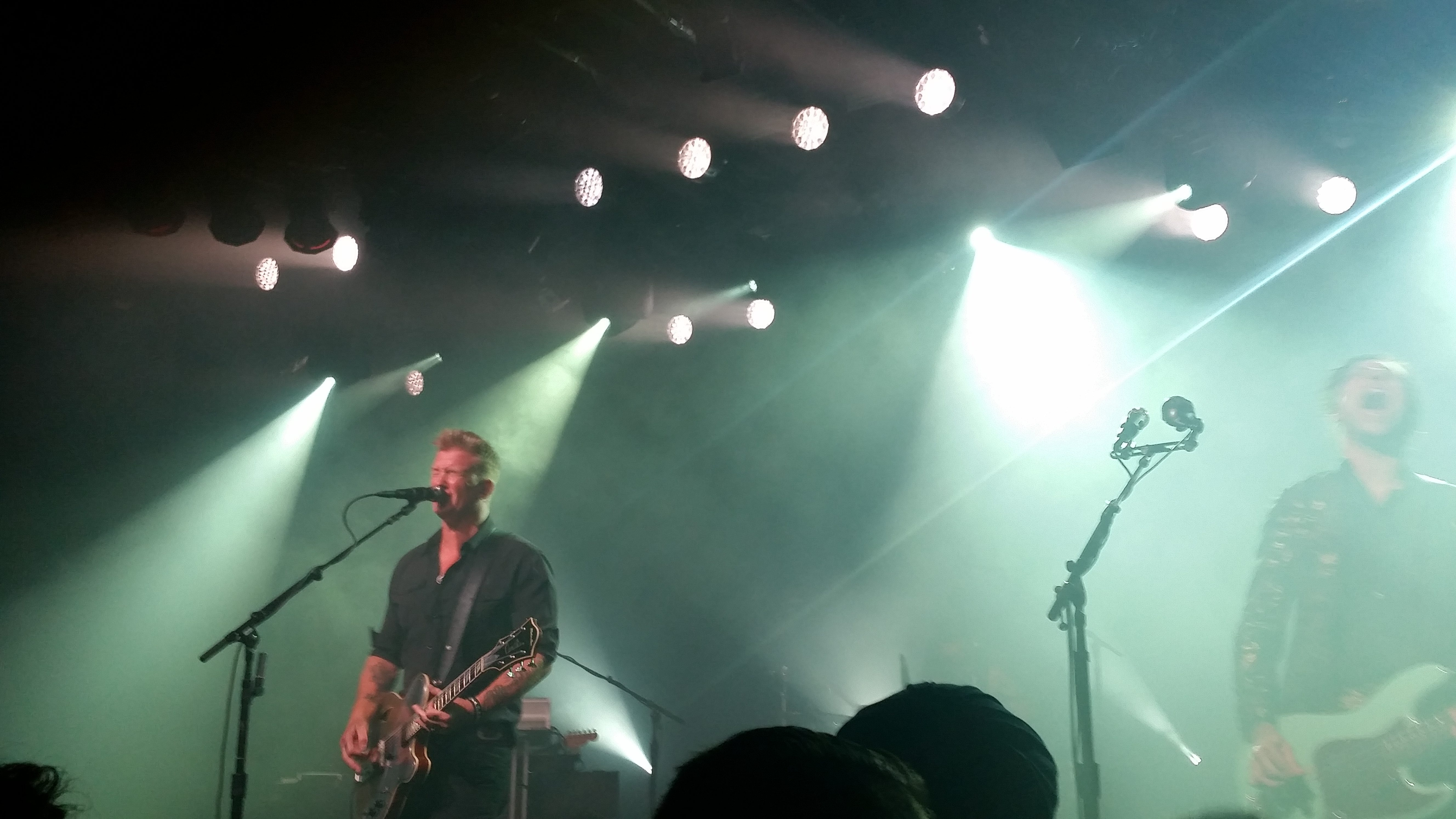 Queens Of The Stone Age and Eagles Of Deaf Metal live August 5th