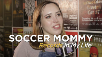 Soccer Mommy AKA: Sophie Allison guests on 'Records In My Life'