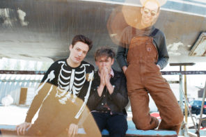Interview with Luke Bentham from the Dirty Nil for Northern Transmissions by Leslie Chu