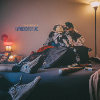 'Hypochondriac' The Frights, album review by Northern Transmissions