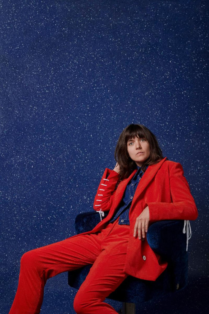 """Courtney Barnett has shared a live version of """"Charity"""", and cover of Elyse Weinberg's """"Houses"""". The songs were Recorded in New York City."""