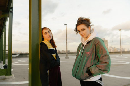 "Let's Eat Grandma have released Baths remix of their single ""I Will Be Waiting""."