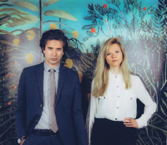 """""""The Message"""" by Still Corners is Northern Transmissions' 'Video of the Day'"""