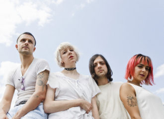 """Dilly Dally share new single """"Sober Motel', the track is now available via Partisan Records, and off their forthcoming release 'Heaven'"""