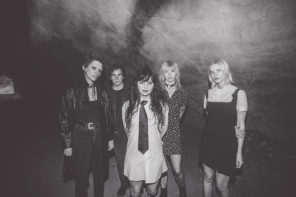 "Death Valley Girls releases new video for ""Disaster (Is What We're After"") featuring Iggy Pop"
