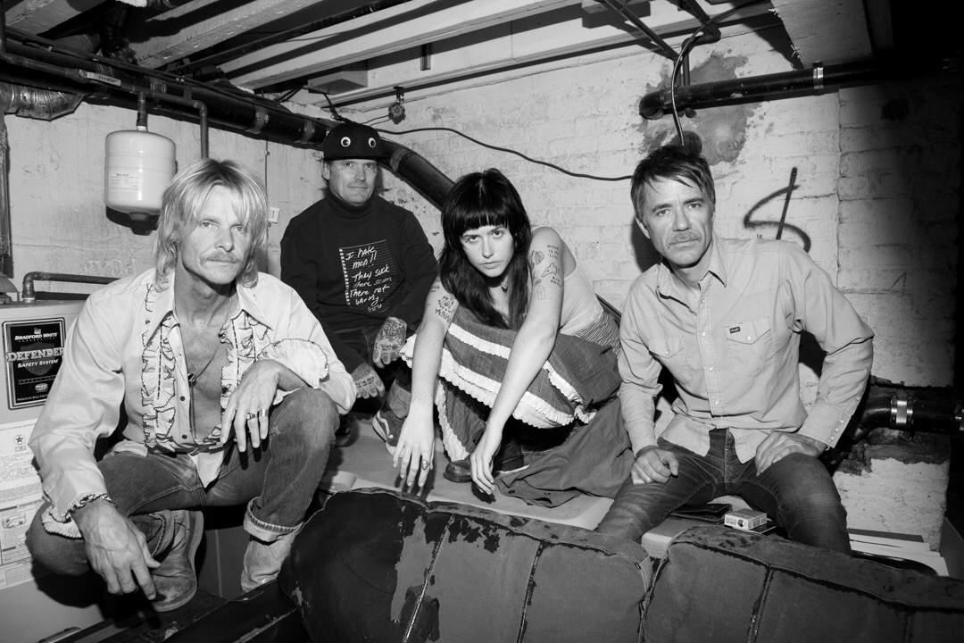 Surfbort releases 'Friendship Music' album on October 26th via Cult Records/Fat Possum Records.
