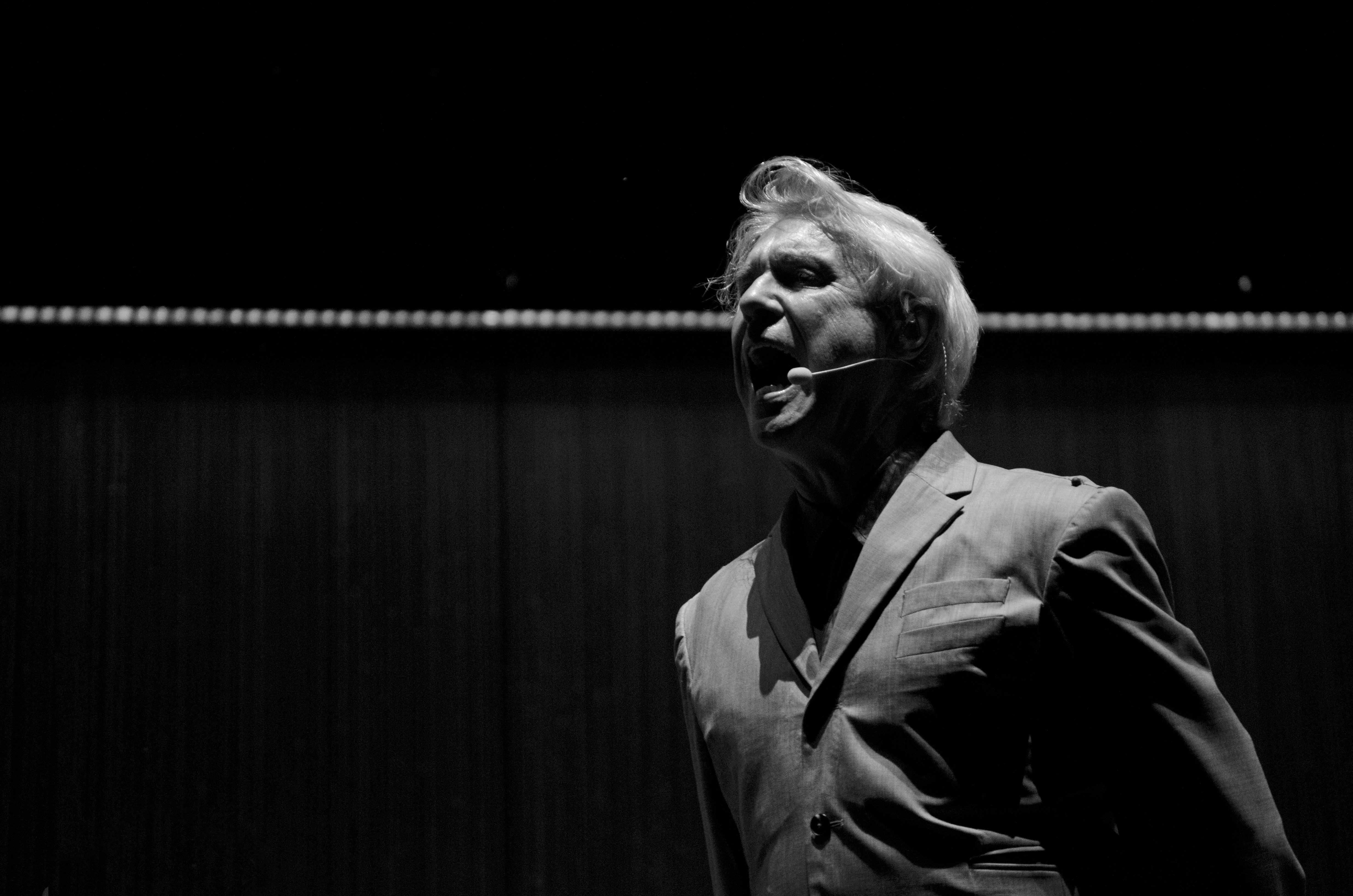 City Folk Day 1 David Byrne 2