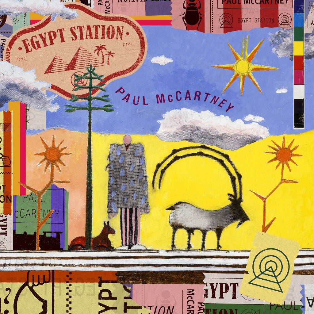 Paul McCartney Egypt Station Review for Northern Transmissions