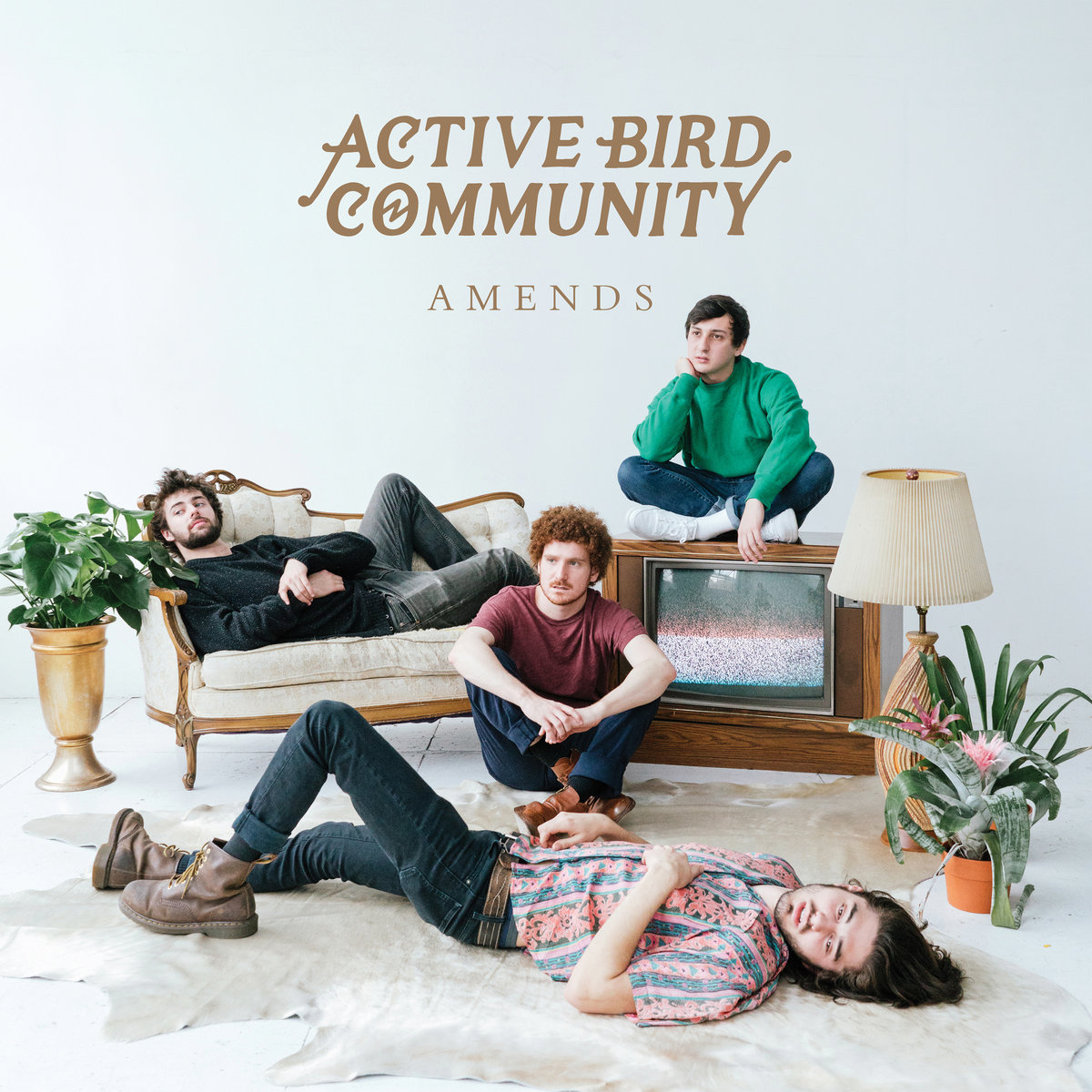 'Amends' by Active Bird Community, album review by Northern Transmissions