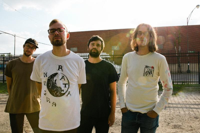 """Cloud Nothings share new single """"Leave Him Now"""", the track is off their LP 'Last Building Burning.'"""