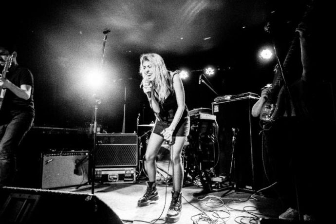 "Charly Bliss have shared their single ""Heaven."""