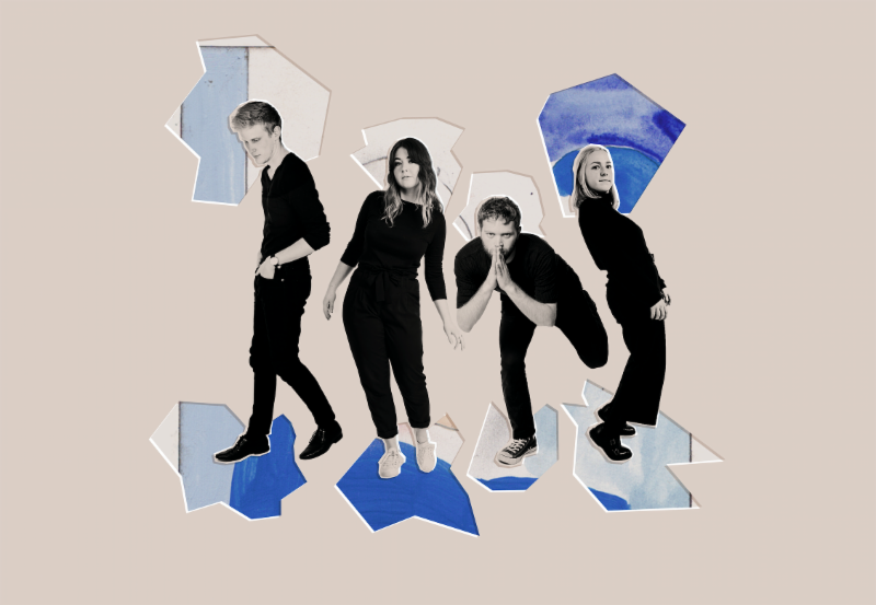 """""""Crush (It's Late, Just Stay)"""" by Yumi Zouma is Northern Transmissions' 'Song of the Day'."""