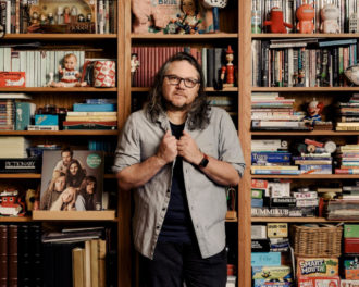 Jeff Tweedy announces new LP 'Warm'