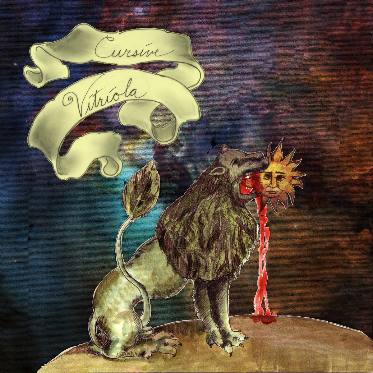 Cursive Vitriola Review For Northern Transmissions