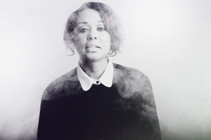 """Nuela Charles debuts new video for """"Danger"""". The track is off her current release 'Distant Danger',"""