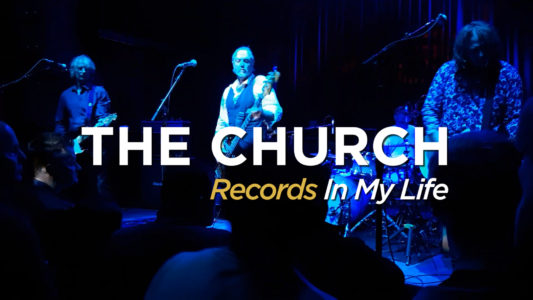 The Church guest on 'Records In My Life'. The Australian band talked about some of their favourite albums by The Beatles, David Bowie, and more.