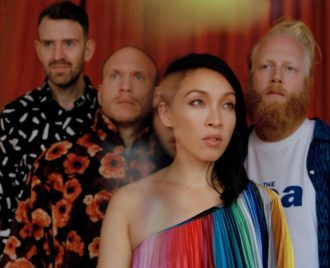 """""""Lover Chanting"""" by Little Dragon, is Northern Transmissions 'Video of the Day'."""